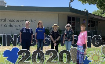 Congratulations to our Valle Verde Retirees!