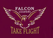 Join FALCON LEADERS and  Take FLIGHT! Falcon Leaders Ignite, Grow, Help & Teach