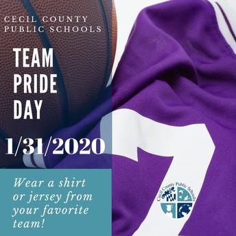 Team Pride Day!