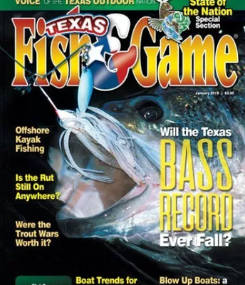 Texas Fish & Game