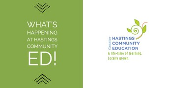 Hastings Community Education Update