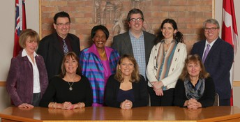 Image of the Trustees of the LDSB