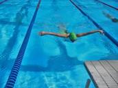Splashing Accomplishments