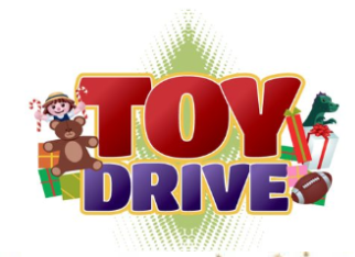 Toy Drive- Huge Thank you