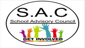 School Advisory Council Meeting
