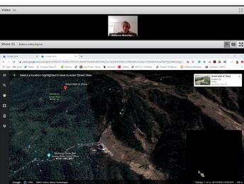 Scavenger Virtual Field Trip