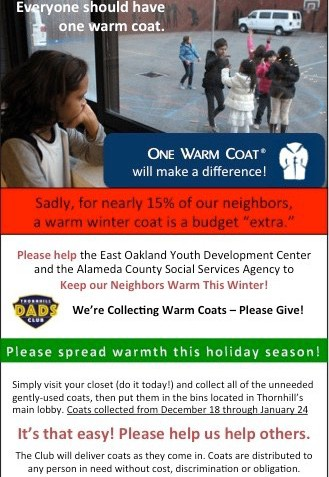 Warm Hearts Coat Drive