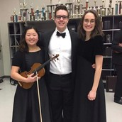 OVHS Students Participate in Music Festivals