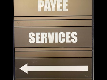 New Payee Services location