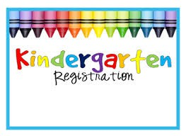...For All Incoming Kindergarten Students