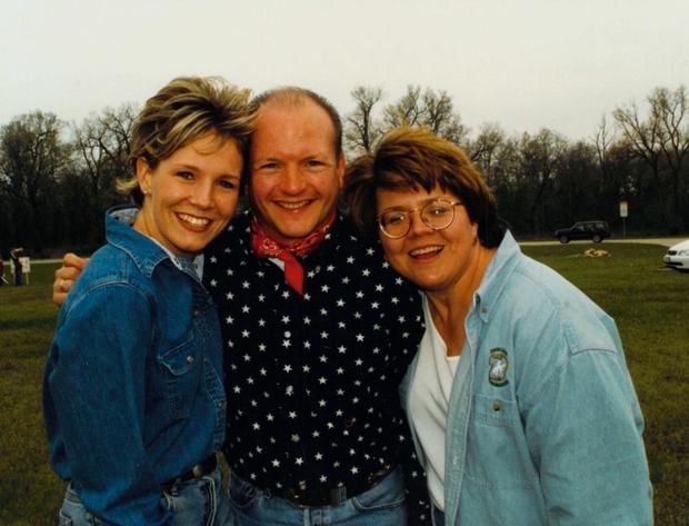 Tammy Mandel, right, and the original Kindergarten team who opened Denton Creek Elementary in 1998.