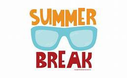 Have a wonderful summer break!