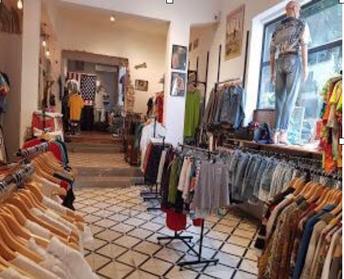 אתגר מדריך  אופנה ירוקה וחנויות יד שנייה