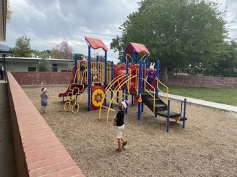 PCY Kindergarteners Learning Through Play