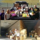 Helping Hands Hurricane Relief