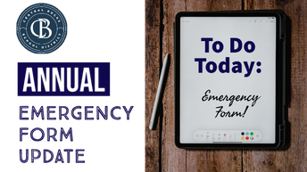 STUDENT EMERGENCY AND INFORMATION FORM