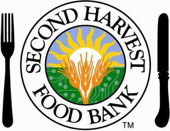 Banco de alimentos Second Harvest