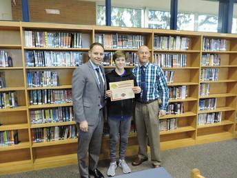 Congratulations November Boomerang Award Nominees and Winner!