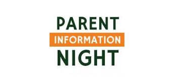 9th / 10th Grade Parent Night