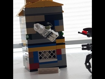 Lego Tower Challenge