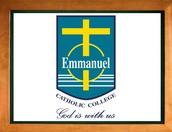 EMMANUEL CATHOLIC COLLEGE ENROLMENTS (2017—2019)