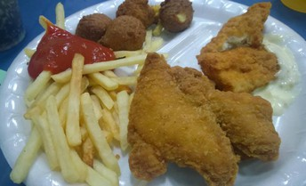 KNIGHTS OF COLUMBUS FRIED FISH DINNER SALE SET FOR TOMORROW