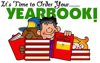 Yearbooks for Sale - Last day to buy is February 16th!