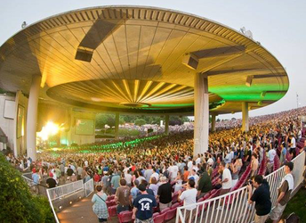 Concert at PNC Bank Arts Center