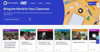 PBS LearningMedia Service