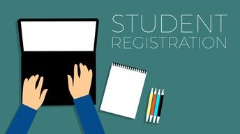 REPEAT: SVHS 2021-2022 Student Registration/SVHS 2021-2022 Registro de estudiantes
