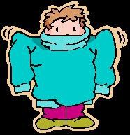 Change of Clothing for Kindergarten Students