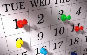 Calendar Dates & Rolling Re-entry Plan