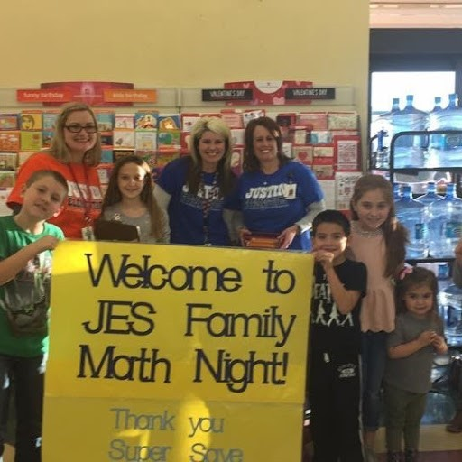 SAVE THE DATE – Family Math Night                                      April 17th, come and go from 5:00 – 8:00 pm.