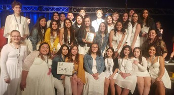 Student council wins state honor