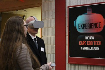 Experience The New Cape Cod Tech in virtual reality