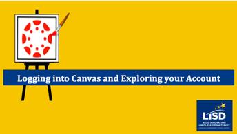 Estudiantes de 5to grado - Obtenga más información sobre CANVAS para el próximo año