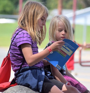 Celebrate summer reading this Monday, July 15, at CDA Reads