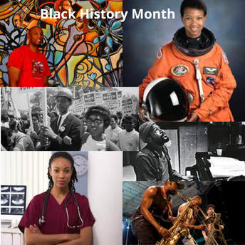 Black History Month in Portland