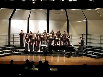 MVMS Varsity Treble Choir