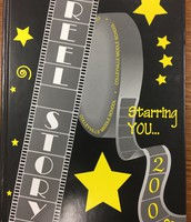 2002-'03 Yearbook Cover