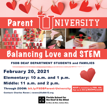 Balancing Love and STEM