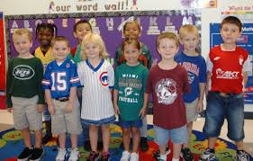Jersey Day - Monday, February 11th