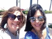 Sherrie Berry & Shelley Kozma