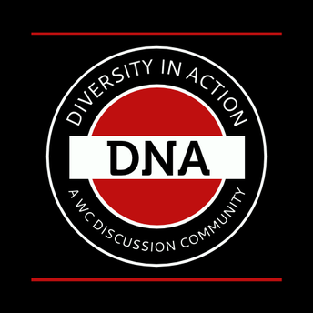 """DNA Discussion Series Presents """"Red Black & Blue - 2"""""""