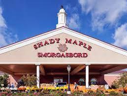 Shady Maple Smorgasbord- Lancaster, PA