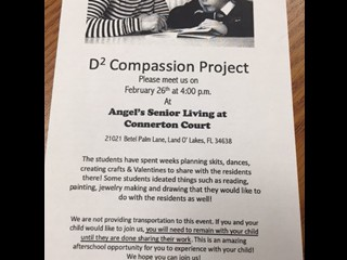 D-Squared Compassion Project