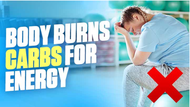 Burning Carbs Instead of Fat