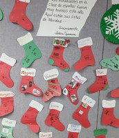 Letters to Papa Noel in Spanish