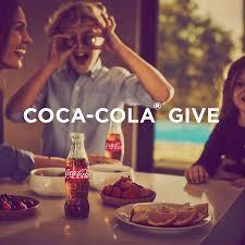 Coca Cola Gives