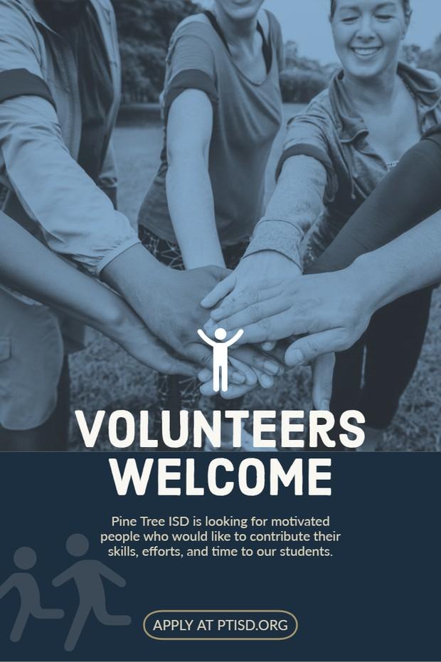PTISD Volunteer Application